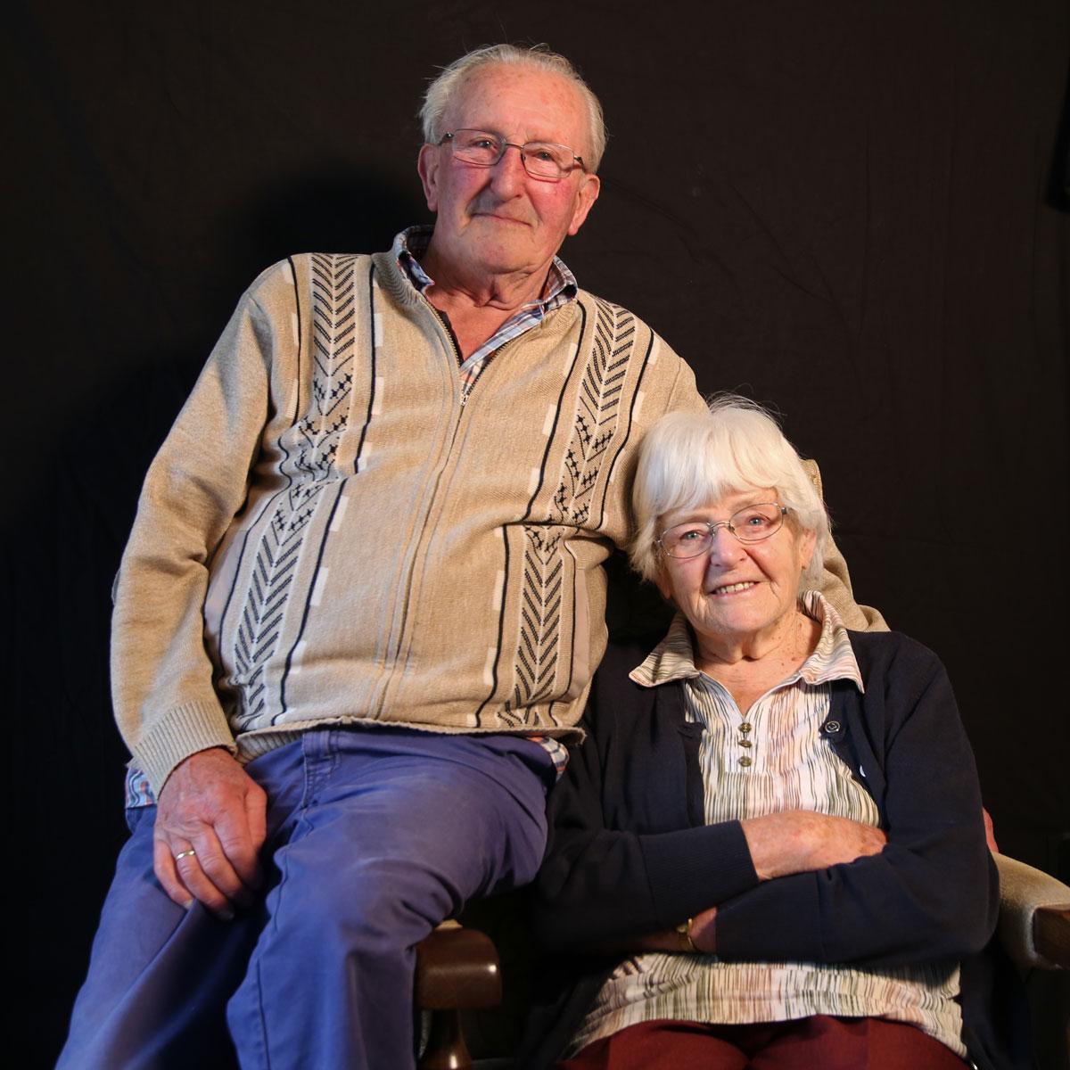 Interview met de heer en mevrouw Schreuder